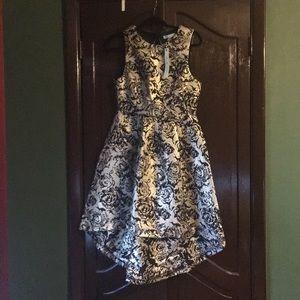 Beautiful high low dress